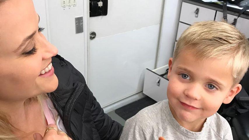 Kleiner Charmeur: Reese Witherspoons Sohn ist ihr Mini-Me!
