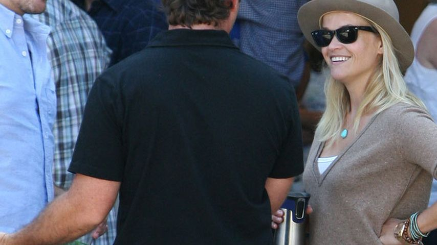 Ist Reese Witherspoon schwanger?!