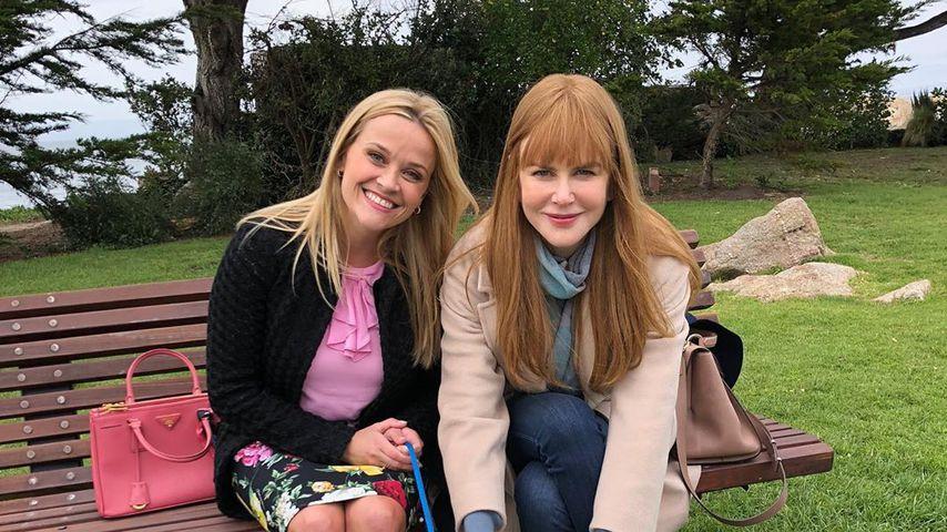 Reese Witherspoon und Nicole Kidman