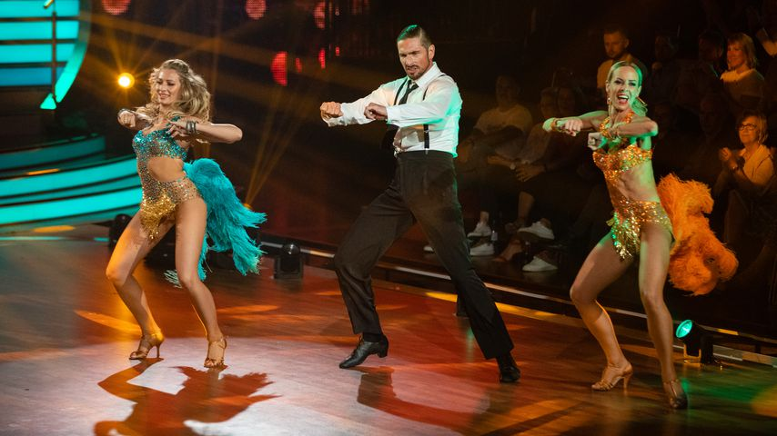 """Regina Luca, Benjamin Piwko und Isabel Edvardsson im """"Let's Dance""""-Viertelfinale 2019"""