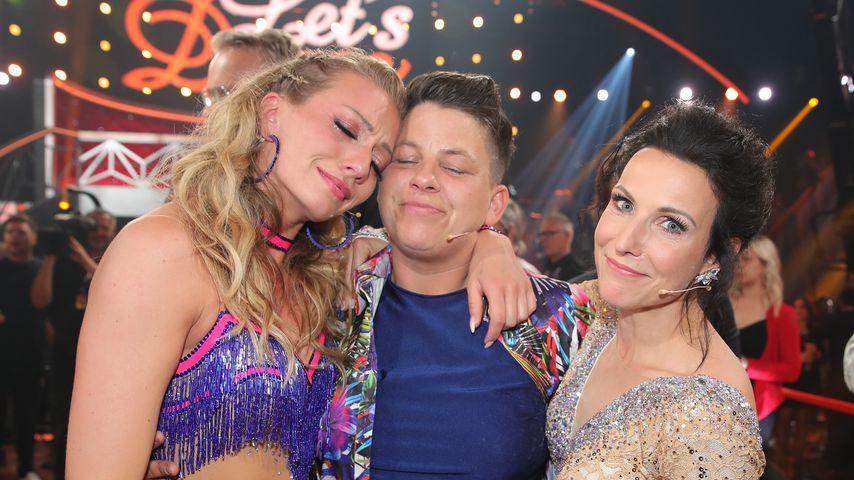 Regina Luca, Kerstin Ott und Sabrina Mockenhaupt