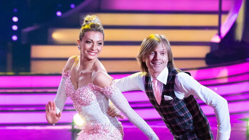 """Regina Luca und John Kelly in der ersten """"Let's Dance""""-Liveshow"""