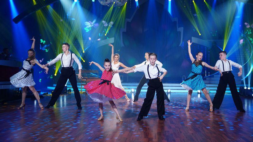 """Regina und Sergiu Luca, """"Let's Dance""""-Stars"""