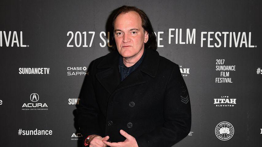 """Quentin Tarantino: Macht er jetzt brutalen """"Star Trek""""-Film?"""