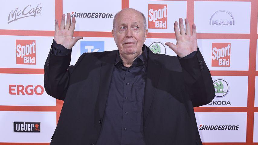 Reiner Calmund beim Sport Bild Award 2017 in Hamburg