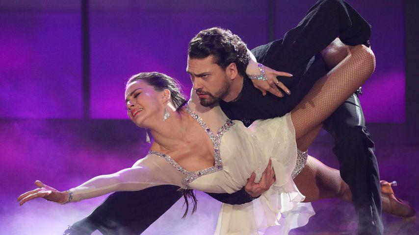 """Renata Lusin und Jimi Blue Ochsenknecht in der 5. """"Let's Dance""""-Show"""