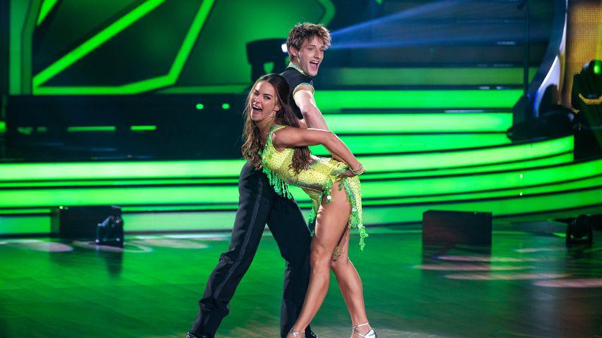 """Renata Lusin und Moritz Hans bei """"Let's Dance"""" 2020"""