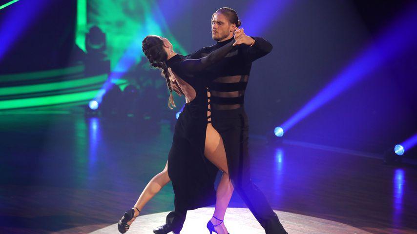 """Renata Lusin und Rúrik Gíslason, """"Let's Dance""""-Finalisten 2021"""