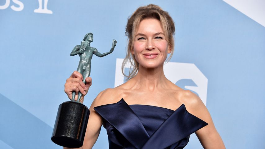 Renée Zellweger bei den SAG-Awards in Los Angeles