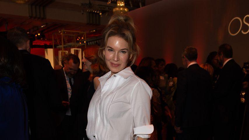 Renée Zellweger bei einer Oscar-Party, Januar 2020