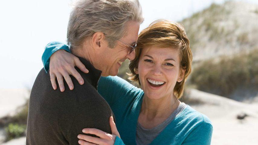 """Richard Gere und Diane Lane in """"Das Lächeln der Sterne"""" (2008)"""