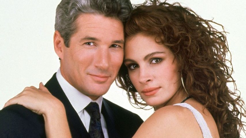 Richard Gere mit Post-it zu Pretty Woman verführt