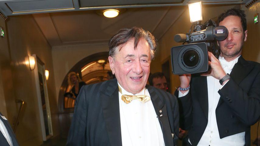 Unternehmer Richard Lugner