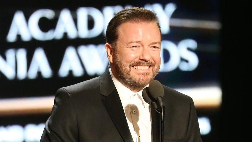 Ricky Gervais: Wieder bitterböse Golden Globes?