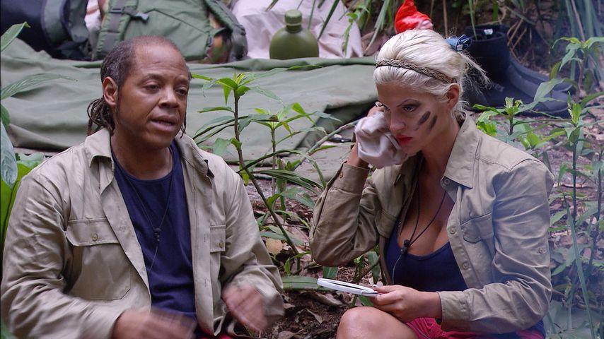 Dschungel-Fake: Ricky Harris wird zum Buhmann im Camp!