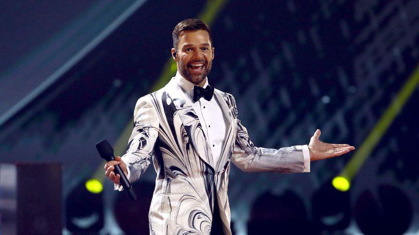 """Zwangs-""""Pausa"""": Neues Album holte Ricky Martin aus der Krise"""