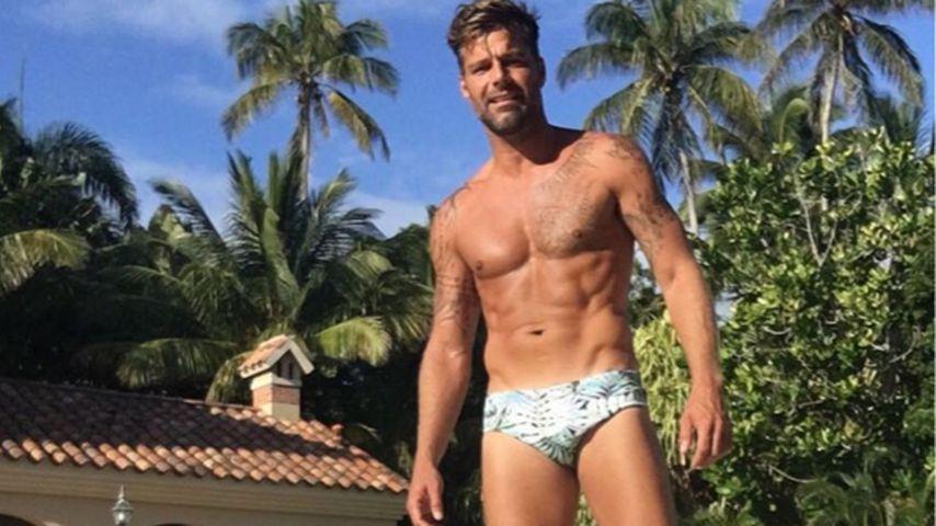 Fetisch-Geständnis: Ricky Martin steht total auf Füße!
