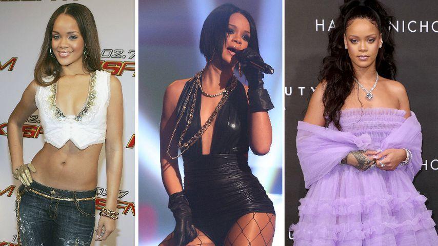 Sweetheart, Bad Girl & Diva: Style-Queen Rihanna wird 30!