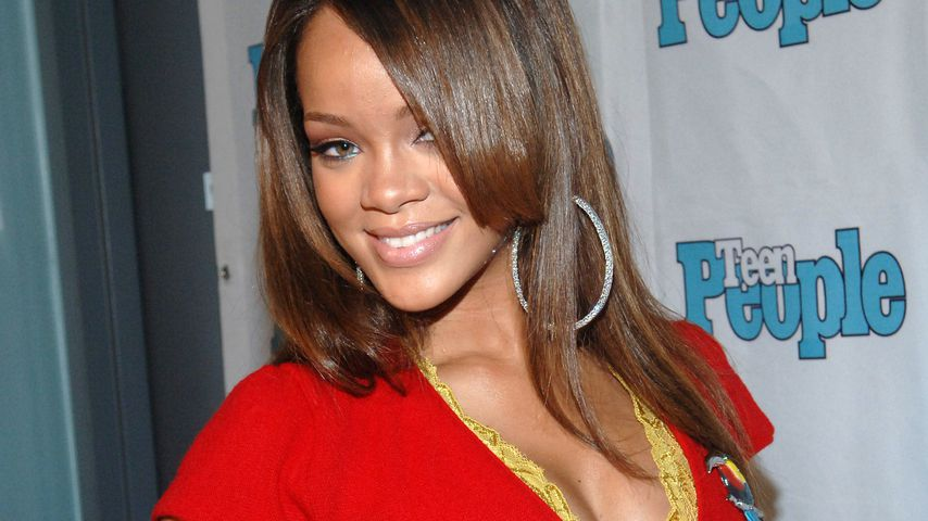 Rihanna im Juli 2005 in New York City