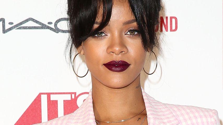 Rihannas Neujahrsvorsatz: Nie wieder Rapper daten!