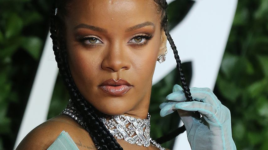 Rihanna bei den Fashion Awards in London im Januar 2019