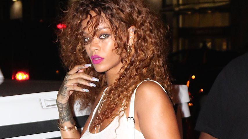 Date-Verleumdung: Rihanna holt zum Gegenschlag aus!