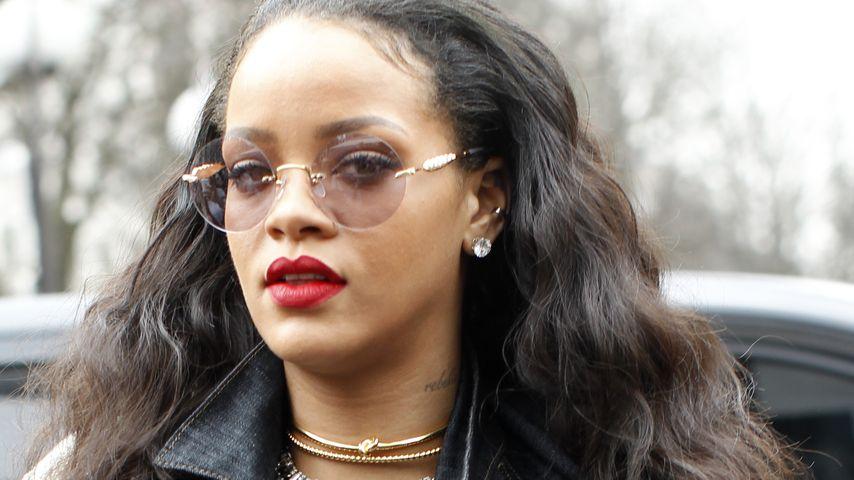 Hoppla! Rihanna hat keinen Bock auf eigene Songs
