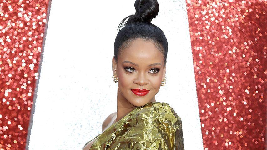 Wilde Fan-Theorie: Rihanna schon schwanger und bald verlobt?
