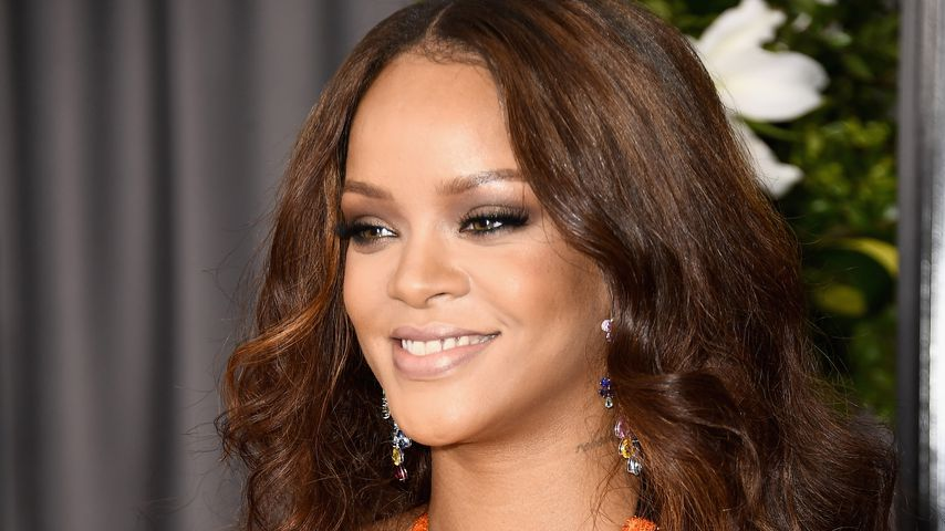 Nach Harvard-Preis: So rockte Rihanna ihre Dankesrede!