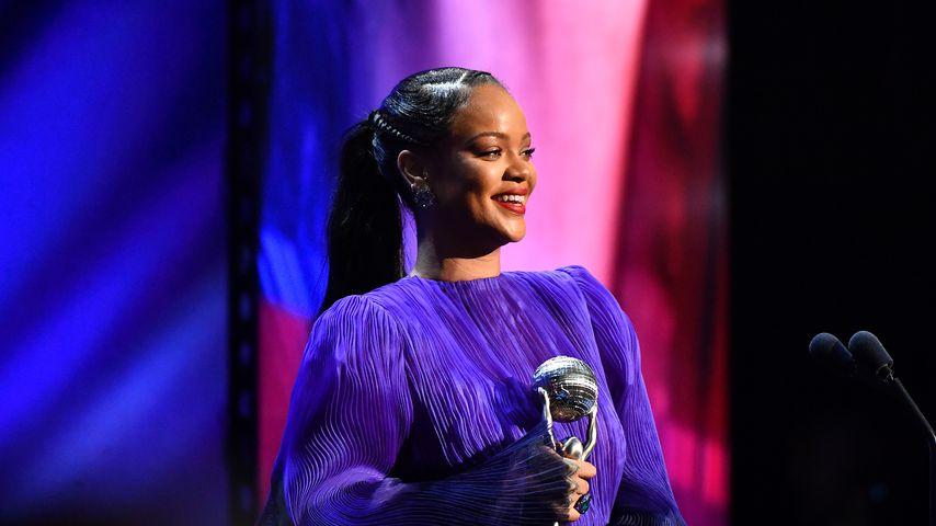 Rihanna im Februar 2020