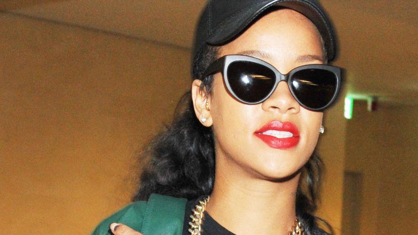Rihanna: Wird sie nun wieder Opfer ihres Stalkers?