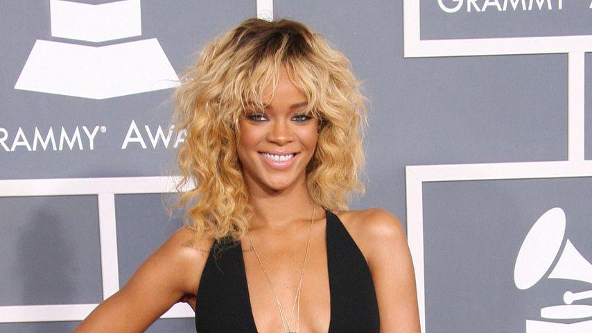 Rihanna zeigt, was sie zu bieten hat