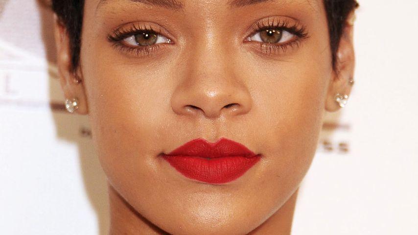 Rihannas Beauty-Tipp für die Feiertage