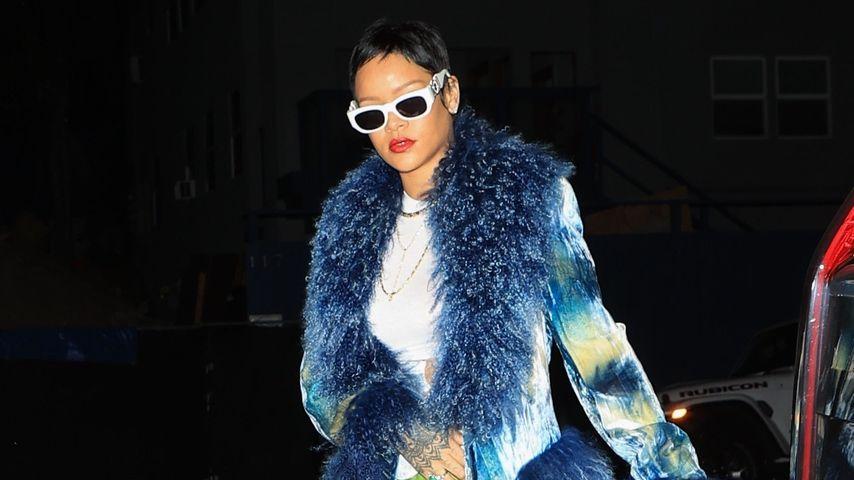 Rihanna, Mai 2021