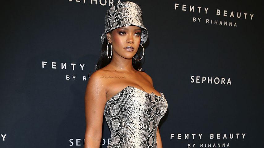Unternehmerin Rihanna im Oktober 2018 in Sydney