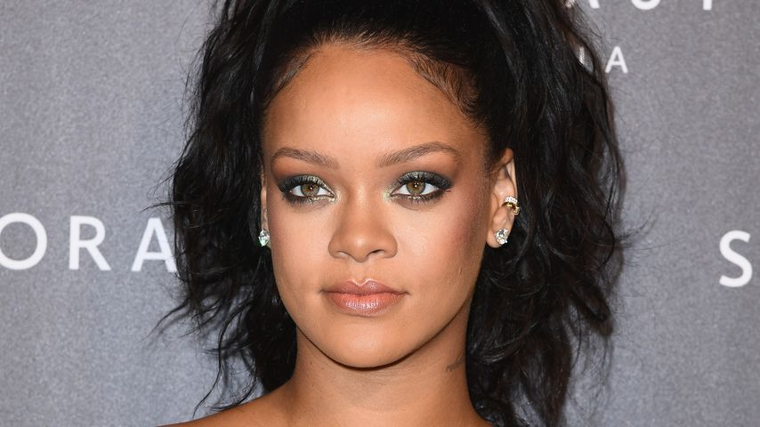 Rihanna bei einem Sephora-Event 2017