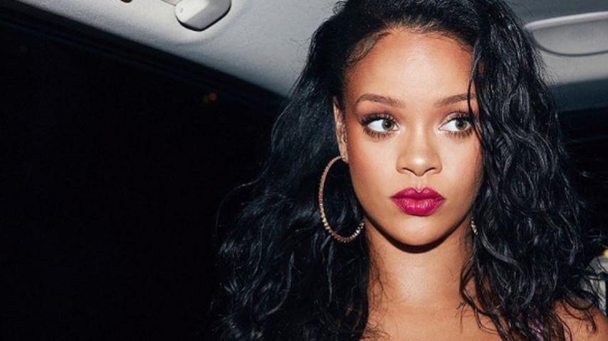 """Rihanna, Sängerin und Gründerin von """"Fenty Beauty"""""""