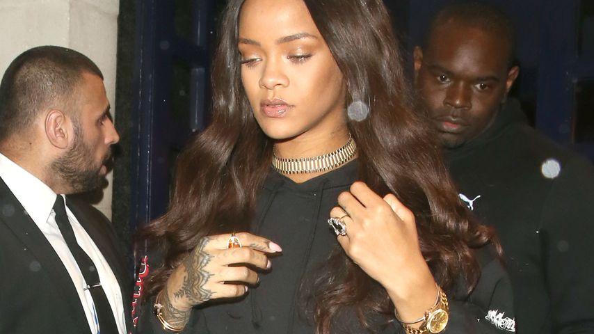Angst vor Terror: Rihanna storniert Hotelzimmer in München