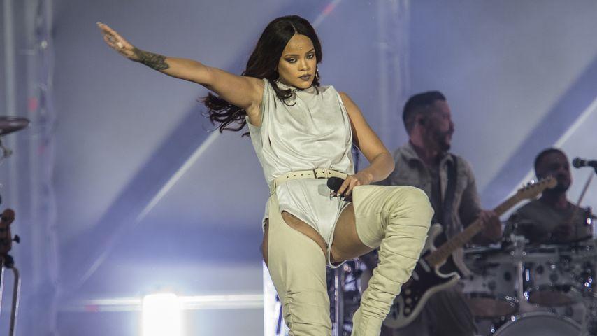 """Rihanna bei ihrer """"Anti""""-Welttournee"""