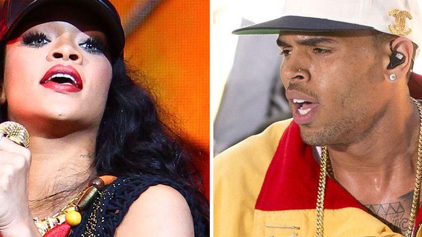 """Rihanna: """"Ich liebe Chris Brown wirklich!"""""""