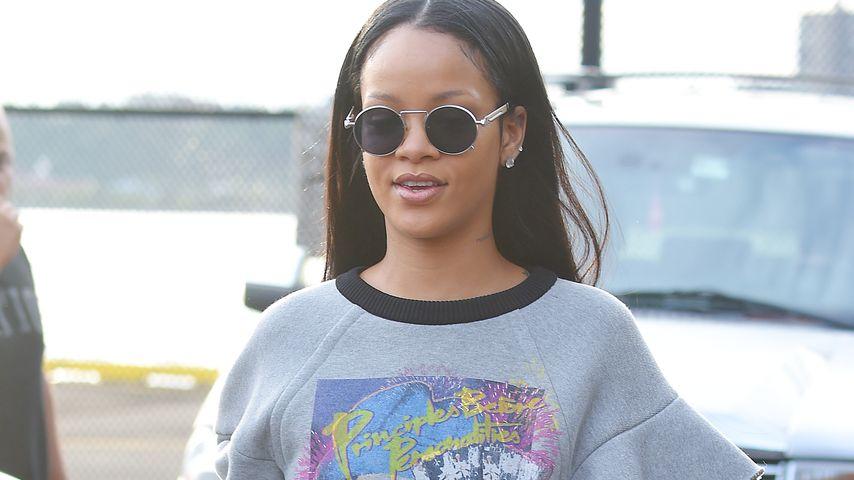 Rihanna unterwegs in Los Angeles