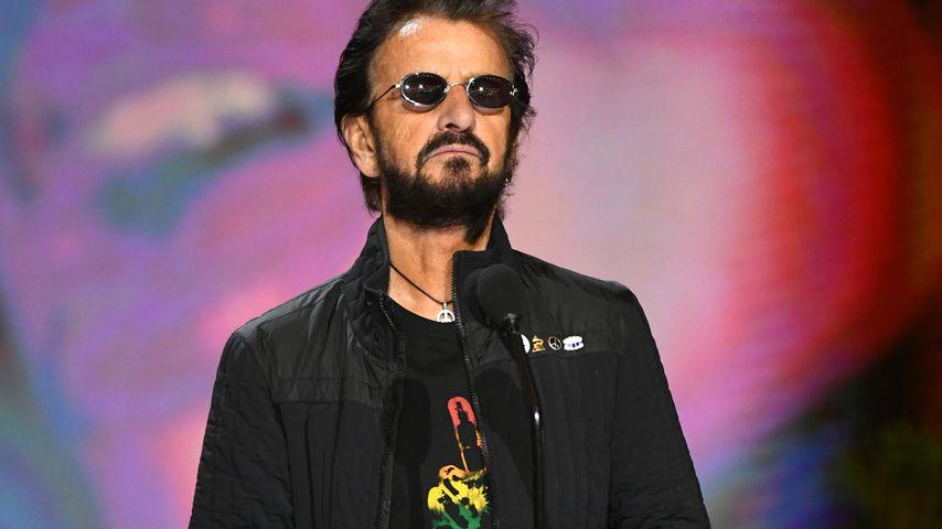 Ringo Starr bei den Grammys in L.A. im März 2021