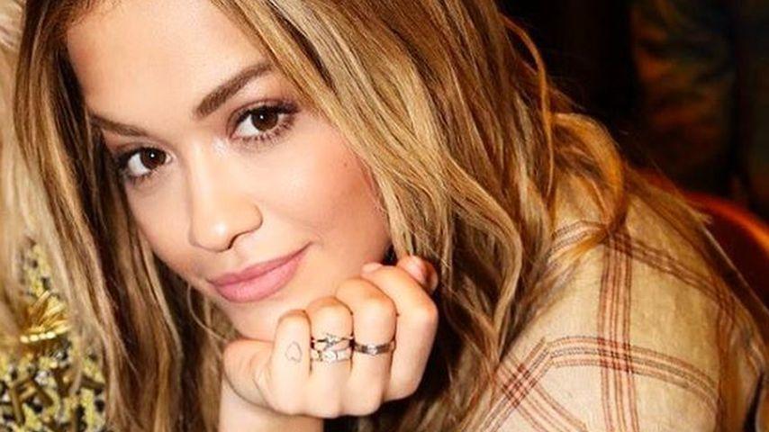 Rita Ora auf ihrem Instagram-Account