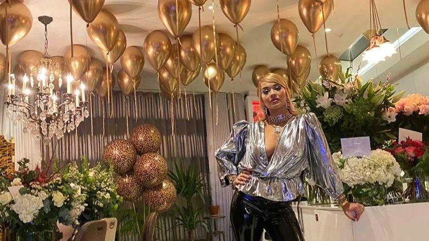 Rita Ora an ihrem Geburtstag, November 2020