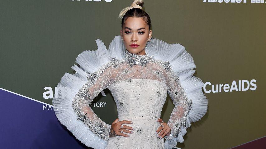 Rita Ora bei der amfAR Gala 2019 in Mailand