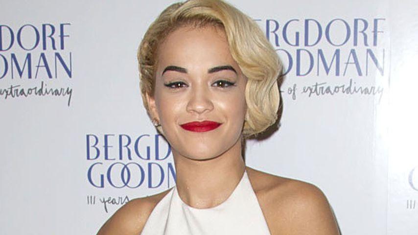 Ungewöhnlich: Rita Ora kann auch elegant!