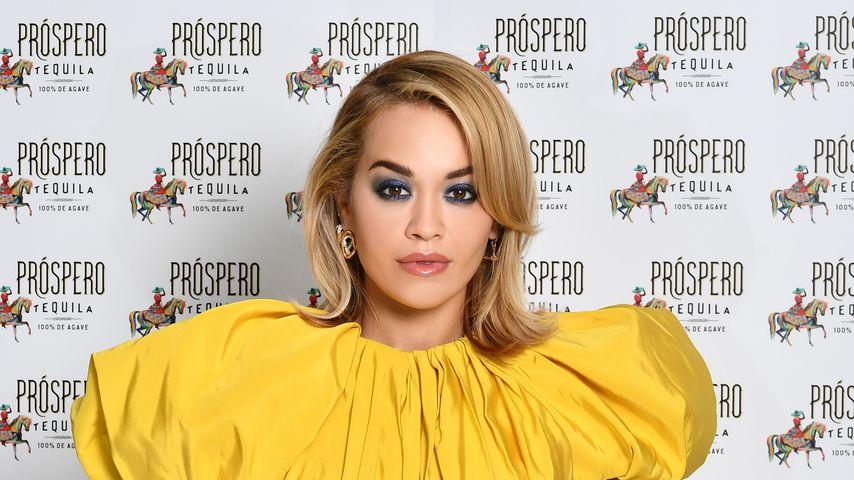 Wegen Angst vor Brustkrebs: Rita Ora leidet an Panikattacken