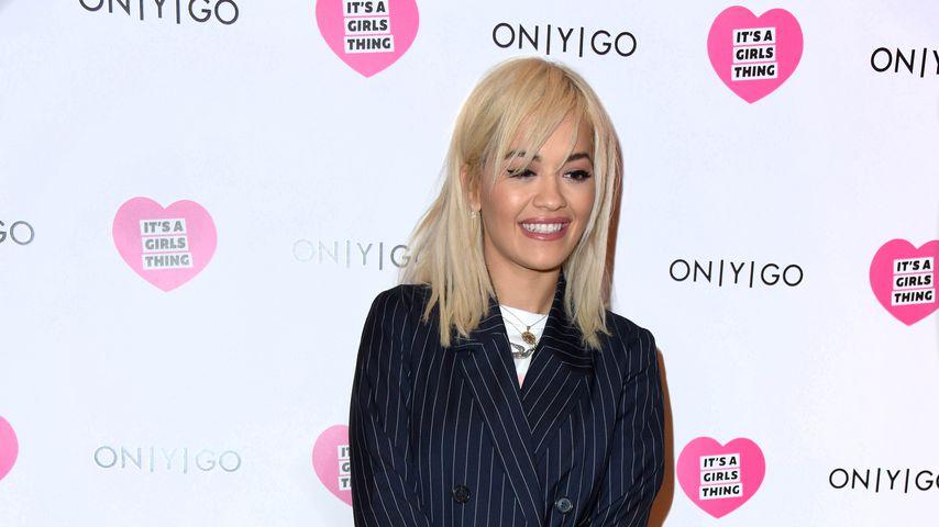 Rita Ora im Onygo Store in Berlin