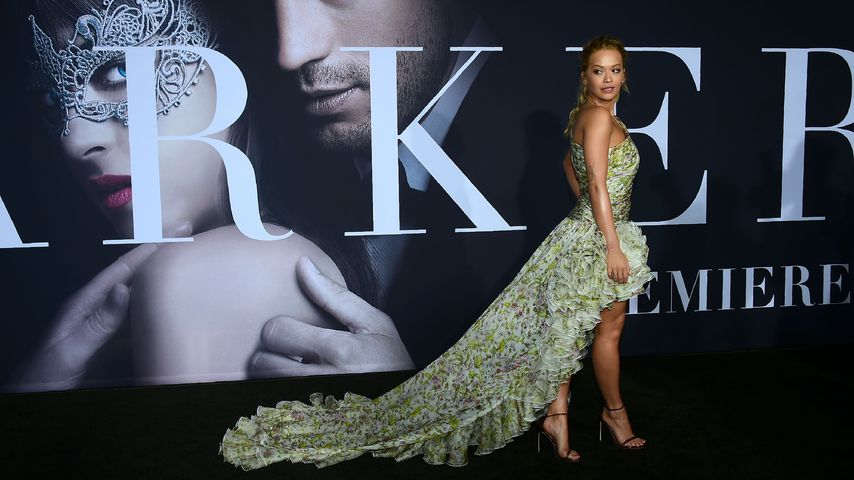 Style-Queen Rita Ora: Sexy Look - ganz ohne kurzen Fummel!