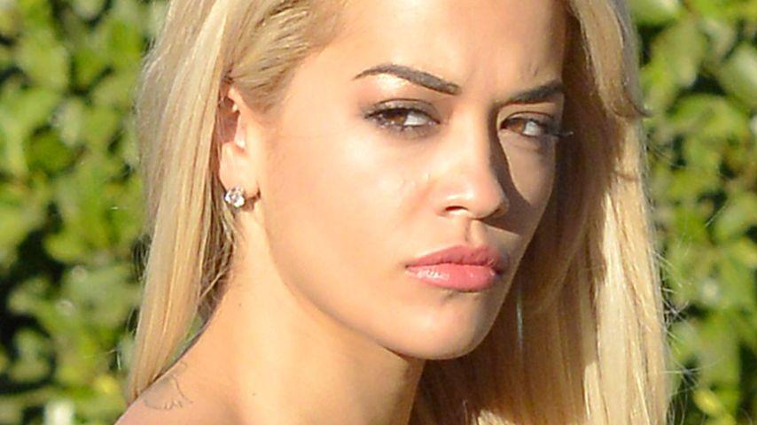 Ansatz-Abschied: SO brav sieht Rita Ora jetzt aus